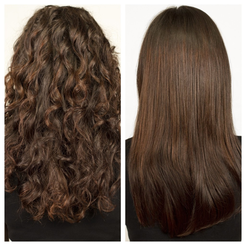 Hair Straightening Japanese Treatment Vs Brazilian Keratin